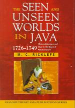 The Seen and Unseen Worlds in Java, 1726-1749