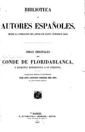 Obras orginales del conde de Floridablanca, y escritos referentes a su persona: Volumen 59
