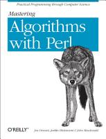 Mastering Algorithms with Perl PDF