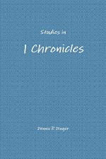 Studies in 1 Chronicles