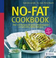No Fat Cookbook PDF