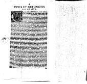 Vivis Et Defunctis Lux Et Vita: Claves habet D. Petrus, non nescitis D.D. Confoederati ... Is est, ut de clavibus agi videatis, R.P. Petrus Auswöger ...