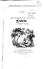 Ferdinand en Constantia: Volume 2