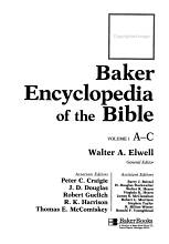 Baker Encyclopedia of the Bible  A I PDF
