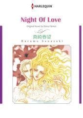 Night of Love: Harlequin Comics
