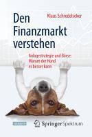 Den Finanzmarkt verstehen PDF