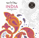 Vive Le Color: India (Coloring Book)