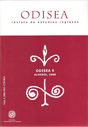 Odisea n   9  Revista de estudios ingleses PDF