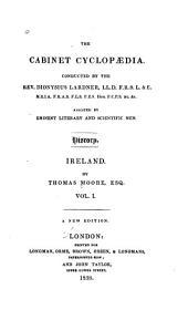 The History of Ireland: Volume 1