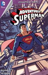 Adventures of Superman (2013- ) #50