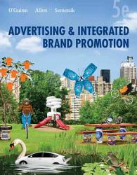 Advertising And Integrated Brand Promotion Book PDF