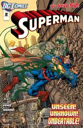 Superman (2011-) #2