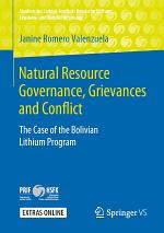 Natural Resource Governance, Grievances and Conflict