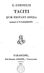 Quae exstant opera recensuit J. N. Lallemant