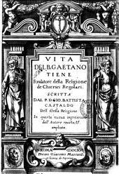 Vita Del B. Gaetano Tiene