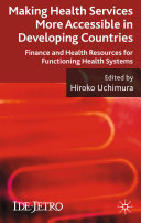 Making Health Services More Accessible in Developing Countries