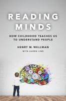 Reading Minds PDF