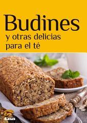 Budines y otras delicias para el té