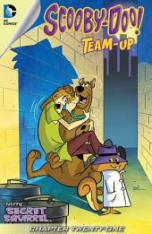 Scooby-Doo Team-Up (2013-) #21