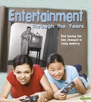 Entertainment Through the Years PDF