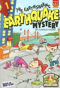 The Earthshaking Earthquake Mystery PDF