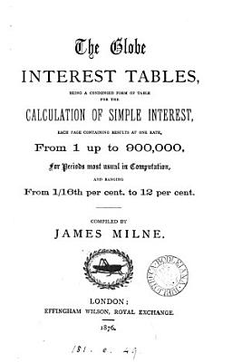 The Globe interest tables PDF