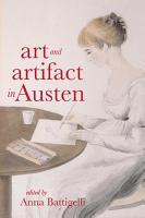 Art and Artifact in Austen PDF