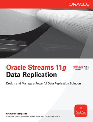 Oracle Streams 11g Data Replication PDF