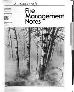 Fire Management Notes