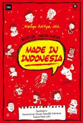 Made In Indonesia: Komik Corat-Coret