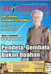 Tabloid Reformata Edisi 145 November 2011