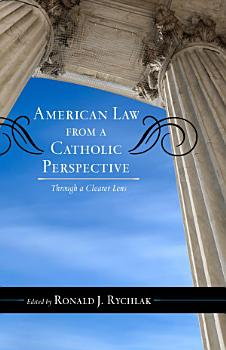 American Law from a Catholic Perspective PDF