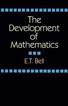 The Development of Mathematics PDF