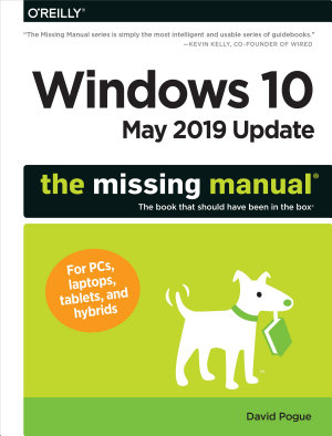 Windows 10 May 2019 Update  The Missing Manual PDF