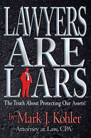 Lawyers Are Liars Book