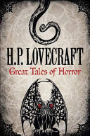 H  P  Lovecraft  Great Tales of Horror Book