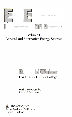 Energy Information Guide  General and alternative energy sources PDF