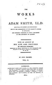 The Works of Adam Smith: Volume 2