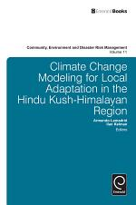 Climate Change Modelling for Local Adaptation in the Hindu Kush - Himalayan Region
