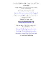 Numerology: Numbers Past And Present With The Lo Shu Square