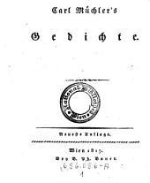Carl Müchler's Gedichte