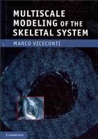 Multiscale Modeling of the Skeletal System PDF