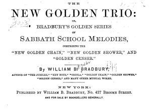 The New Golden Trio PDF