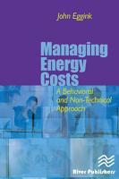 Managing Energy Costs PDF