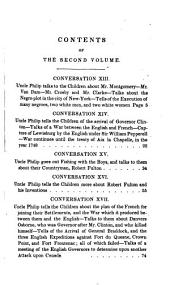 History of the United States: N0. II: Or, Uncle Philip's Conversations with the Children about New-York, Volumes 1-2