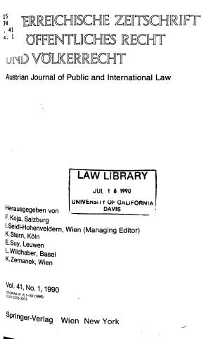 sterreichische zeitschrift f  r   ffentliches recht und v  lkerrecht PDF