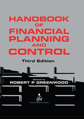 Handbook of Financial Planning and Control