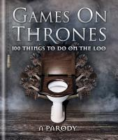 Games on Thrones PDF