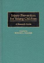 Injury Prevention for Young Children