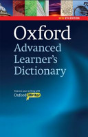 Oxford Advanced Learner s Dictionary of Current English PDF